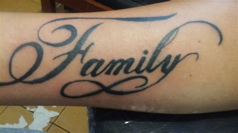 imagenes que digan familia tatuajes de la familia 187 tatuajes tattoos