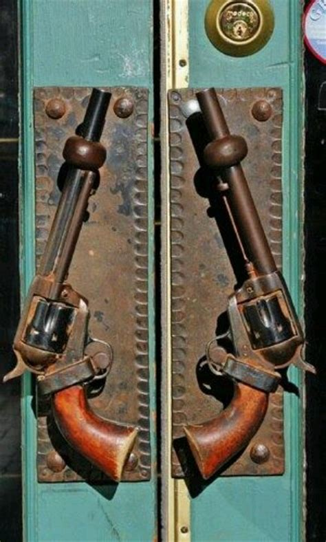 gun door handle wicked door handles for the home pinterest