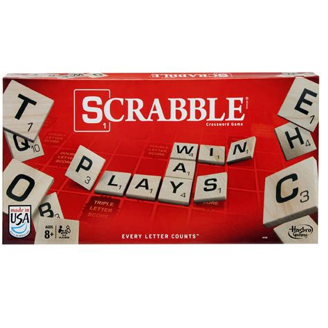 buy scrabble hasbro scrabble crossword