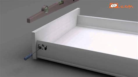 Meuble H Et M 2468 montage meuble haut demi colonne pour four de 130x60 cm