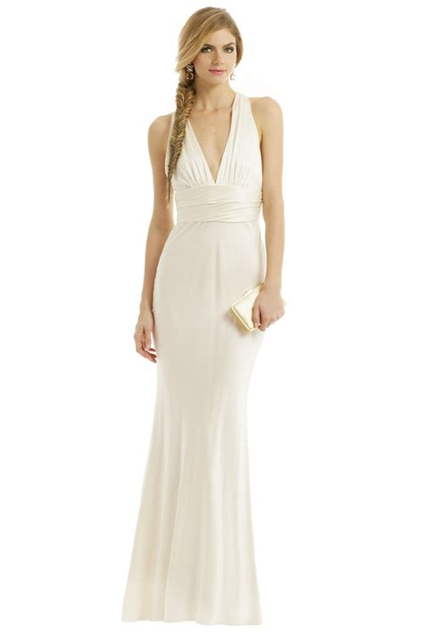 Wedding Dresses To Rent by Would You Rent Your Wedding Dress Stylecaster