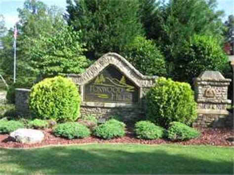 Oconee County Sc Property Tax Records Vacant Land In Foxwood In Oconee County Sc Sold For 2 275 00 Carol Smith S