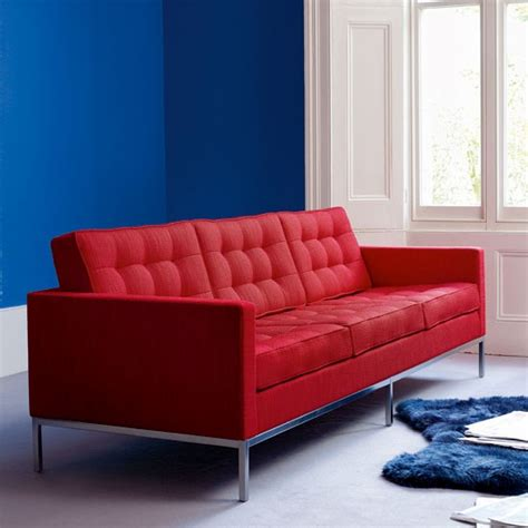 Best Home Design Magazines Uk by Red Sofa By Knoll Livingetc S Design Classics