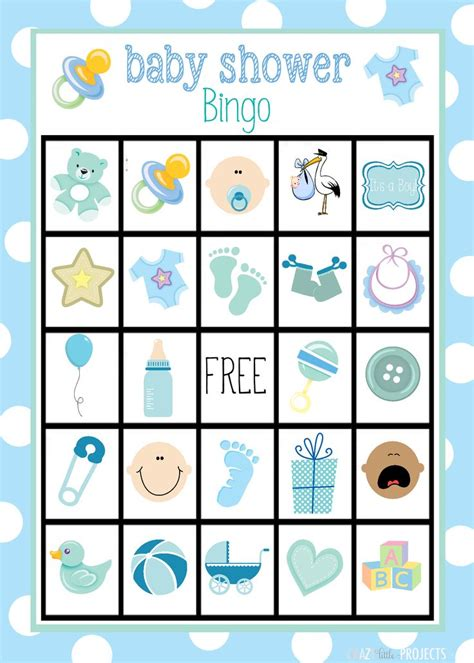 Bingo Para Baby Shower En Español by 25 Best Ideas About Baby Shower Bingo On Free