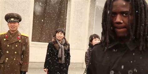 black korea these guys secretly filmed a music video in north korea