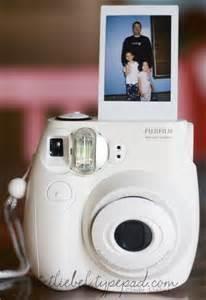 Fuji Polaroid Camera Mini Size