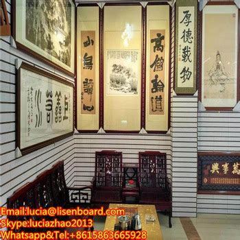 low prices melamine slatwall mdf china 4x8 low price melamine slotted board melamine