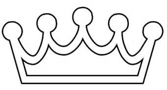 tiara template clipart best
