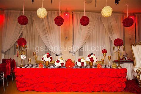 Queen of Hearts   Party decoration   Reina de corazones