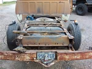 Dodge Ramcharger Gas Tank Project Heavy Hauler Page 4 Dodge Diesel Diesel