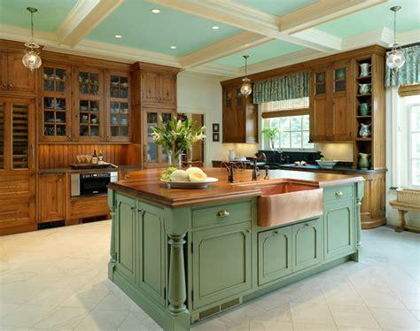 Modern French Kitchens - fransız tarzı mutfak dekorasyonu 214 rnekleri evhayat