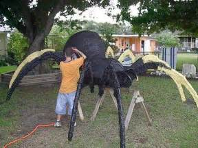 House Plans That Are Cheap To Build giant halloween spiders photo album how to make a yard