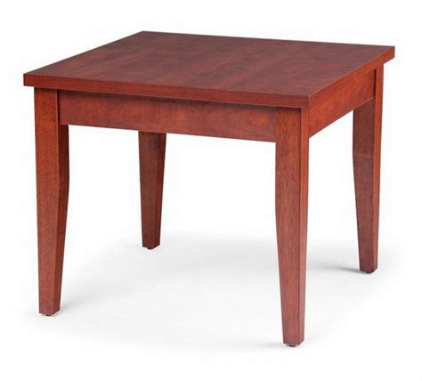 Reception Room Tables by Ndi Office Furniture Laminate Reception End Table Pl220