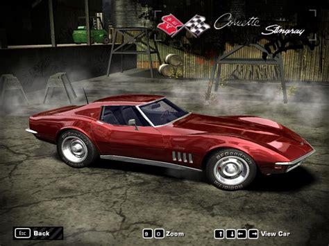 zip corvette c3 chevrolet corvette stingray 1969 for need for speed most