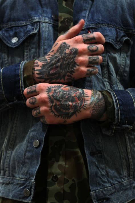 tattoo hand man guy s hands tattoos best tattoo ideas designs