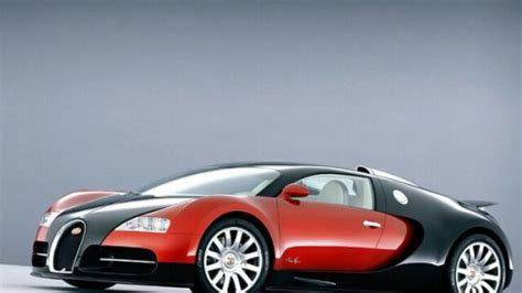 Most Expensive Production Car by Bugatti Veyron