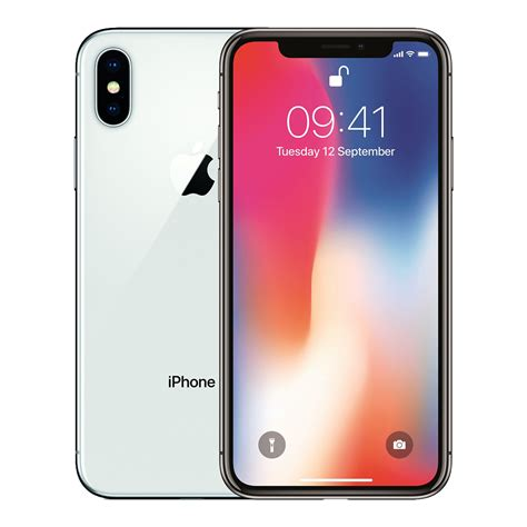iphone x s apple iphone x 256gb silver
