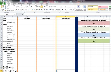 How To Make An Excel Spreadsheet Into Mailing Labels Spreadsheets Make Excel Template