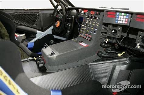 Rally Auto Cockpit by Volkswagen Motorsport Cockpit Of The Volkswagen Race