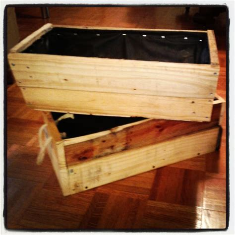 Reclaimed Wood Planter Box by Reclaimed Wooden Planter Boxes On Storenvy