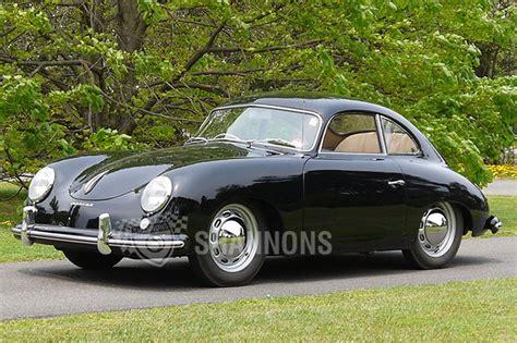Porsche 356 A Coupe by Sold Porsche 356 Pre A Coupe Rhd Auctions Lot 31