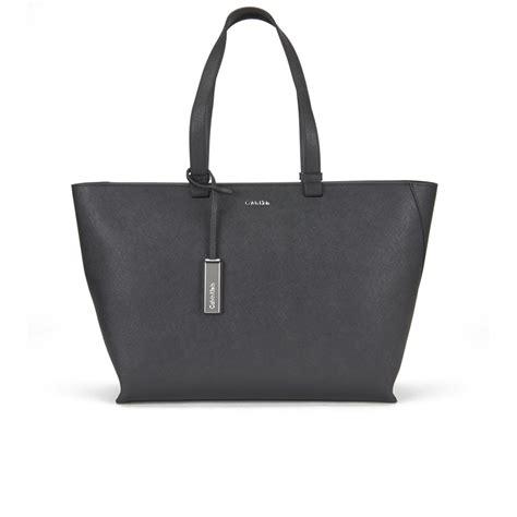 Bag Ck Holy 2 calvin klein sofie large tote bag black womens accessories thehut