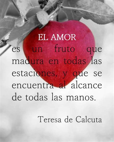 Madre Teresa Frases Pinterest | frase de la madre teresa de calcuta sobre el amor