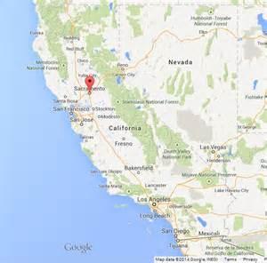 map of california sacramento sacramento on map of california world easy guides