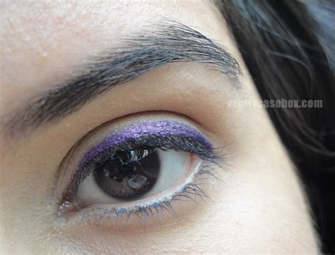 amethyst eye color vanitycasebox colorbar i glide eye pencil amethyst spark