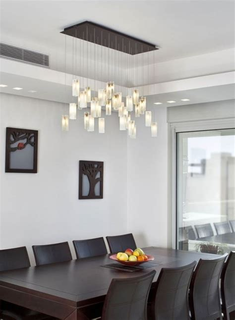 Contemporary Lighting Dining Room Contemporary Chandeliers That Compliment Modern Homes