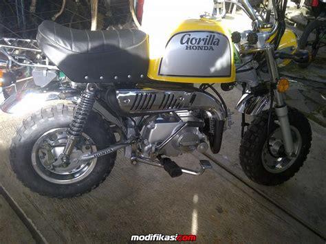 Stang Honda Monkey 2 By Fagetoshop honda mini trail gorilla 50cc rep