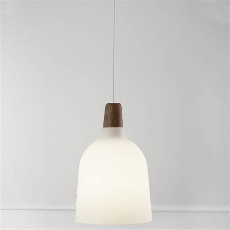 White Glass Pendant Lights Nordlux Karma Large Glass Pendant Light In White Ceiling Lights