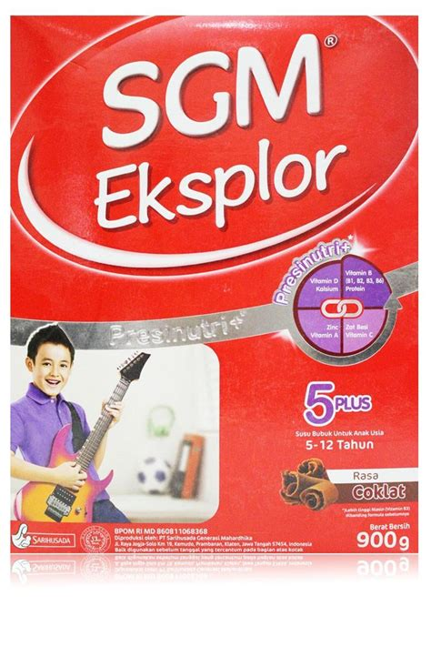 Sgm Baby Sell Milk Sgm Explor 5 From Indonesia By Pt Jaya Utama