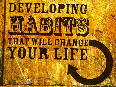 How To Develop The Best Of All Habits Developing Spiritual Habits That Will Change Your Krohnus