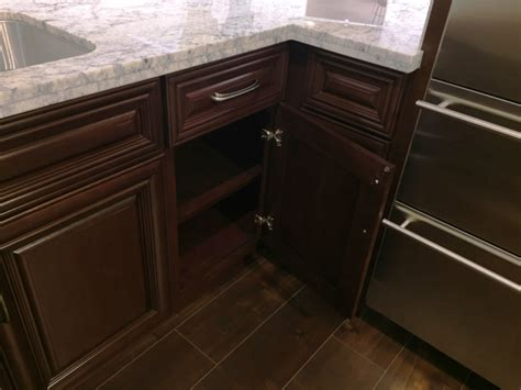 Cer Kitchen Cabinets Walnut Colored Cherry Kitchen Cabinets