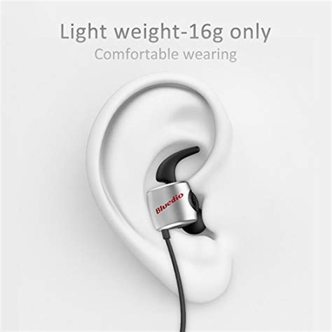 Bluedio Te Bluetooth 41 Wireless Sports Headphone Sweatproof Headset bluedio te turbine bluetooth 4 1 wireless sports