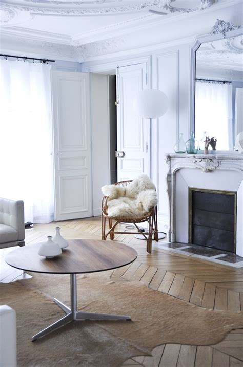 grand  understated flat  paris remodelista