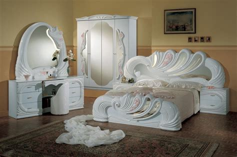 Furniture Interior by Italian Bedroom Furniture All White Furniture Set Color