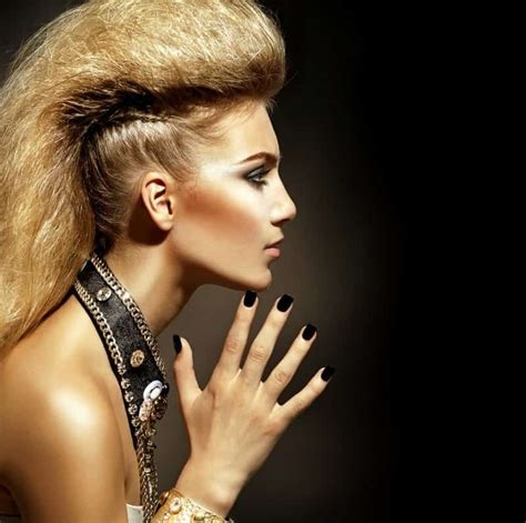 Outrageous Hairstyles by 20 Outrageous Hairstyles Go With Style