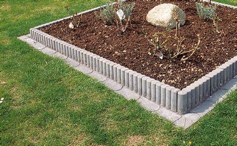 Garten Begrenzungssteine