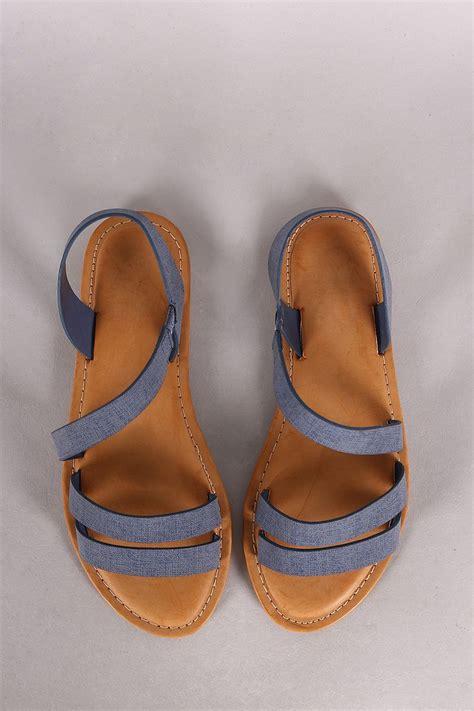 jumpsuits with flat shoes 1000 ideas about denim sandals on denim