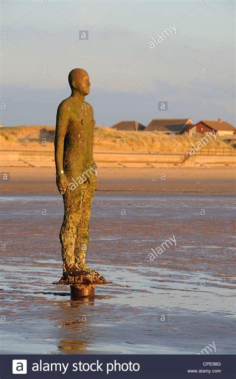 antony gormleys sculptures at crosby visitengland antony gormley sculpture another place crosby