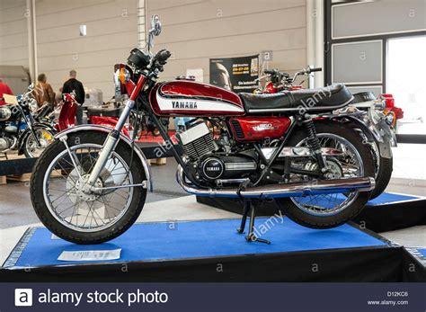 Yamaha Motorräder 70er yamaha rd 350 klassische japanische motorrad der 70er