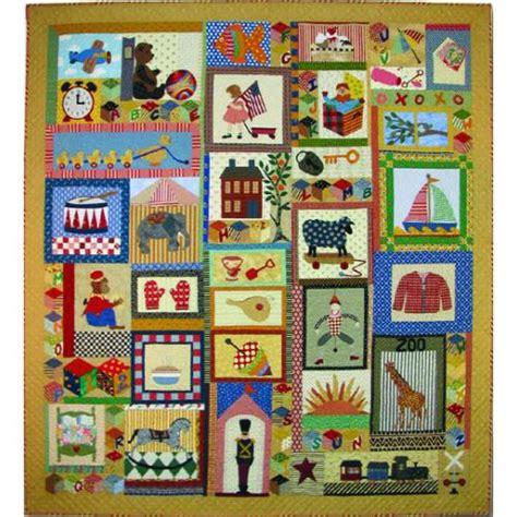 American Quilt Alphabet Quilt American Set Of 9 Patterns 69 95