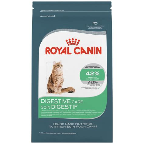 the scoop on pet food digestion royal canin feline digestive care dry cat food 3 lb bag