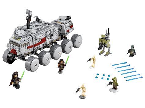 Lego 75151 Wars Clone Turbo Tank Starwars Original Mainan official lego wars 2016 summer set box and contents culture