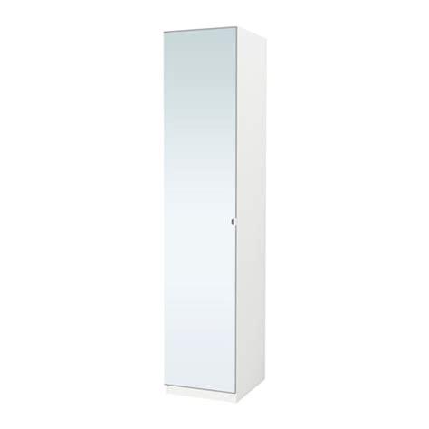 ikea white wardrobe with mirror pax wardrobe white vikedal mirror glass 50x60x236 cm ikea