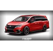 Honda Odyssey Type R Would Make The School Run A Lot More