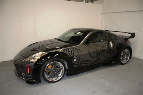 Fast & Furious Nissan 350Z From Tokyo Drift Is Looking For