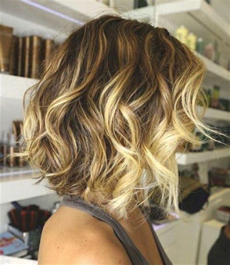 hambre hairstyles la couleur blond fonc 233 parfait pour cette 233 t 233 et automne